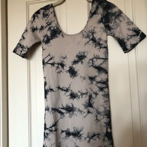 Obey Grey Dress